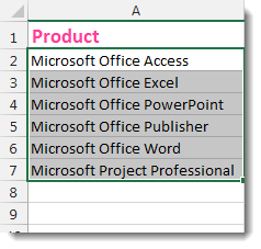Excel Split First and Last Words