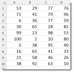 Excel Random Generator Numbers Text and Date