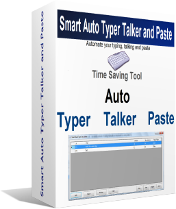 Smart Auto Typer Talker and Paste Features